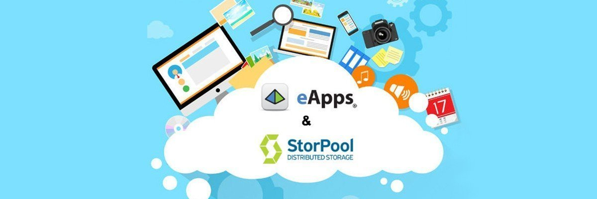 SSD based storage solution by StorPool