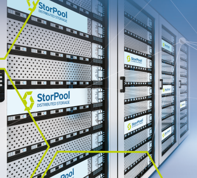 StorPool servers