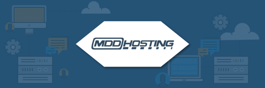 MDD hosting storage