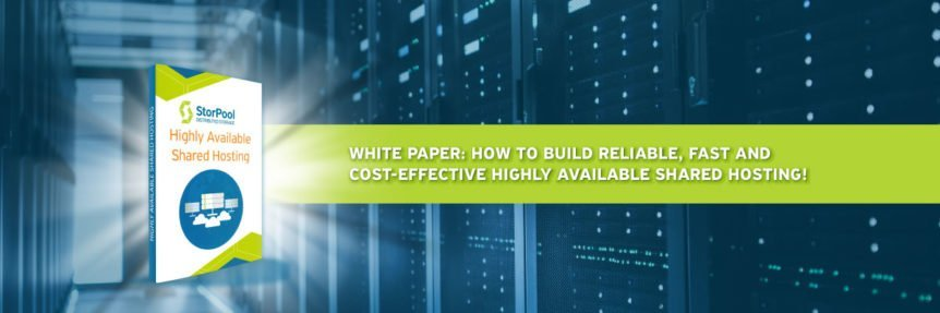 Highly Available Shared Hosting White Paper