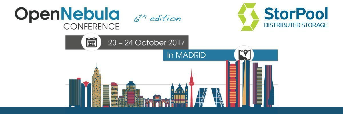 OpenNebula Conference 2017