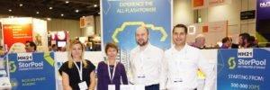 StorPool Exhibiting at IP EXPO Europe