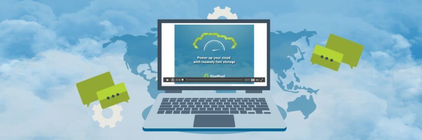 Power-up your cloud with insanely fast distributed storage