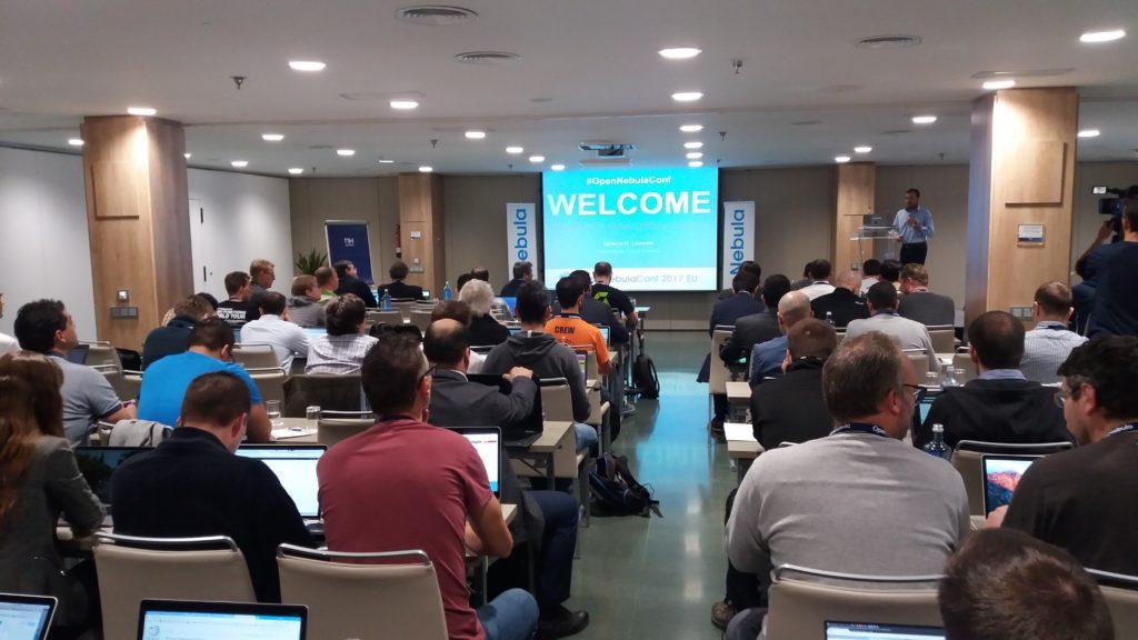 OpenNebulaConf EU 2017