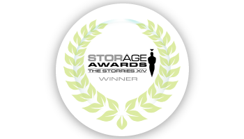 StorPool Storage Awards Winner