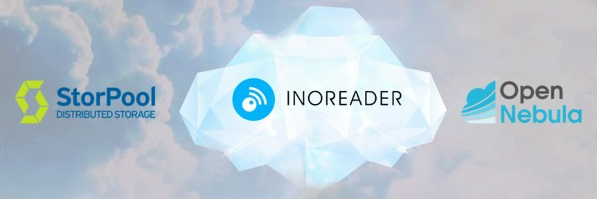 Inoreader and StorPool