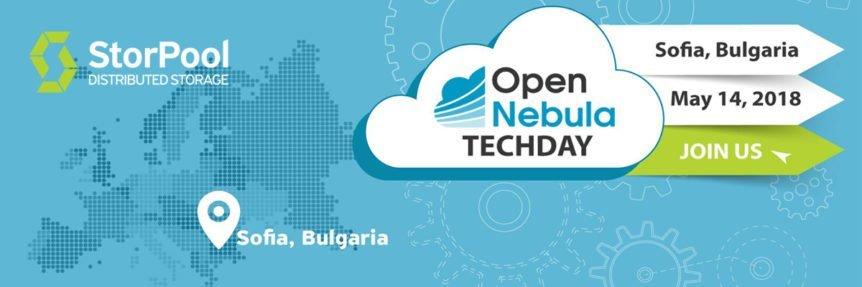 OpenNebula-Techday