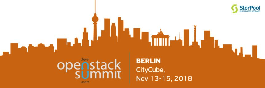 Openstack summit 2018