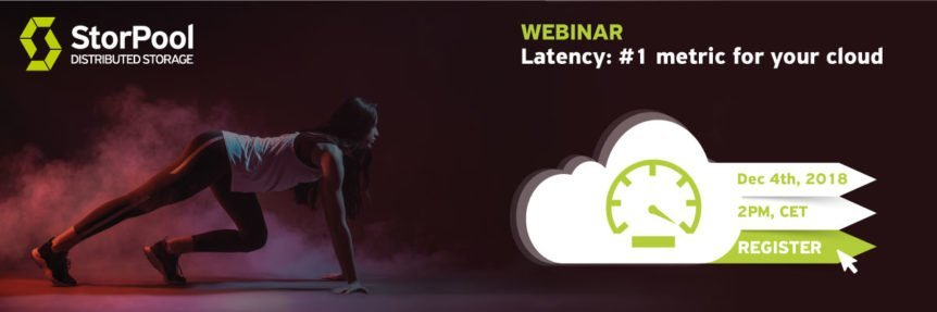 Latency: #1 metric for your cloud