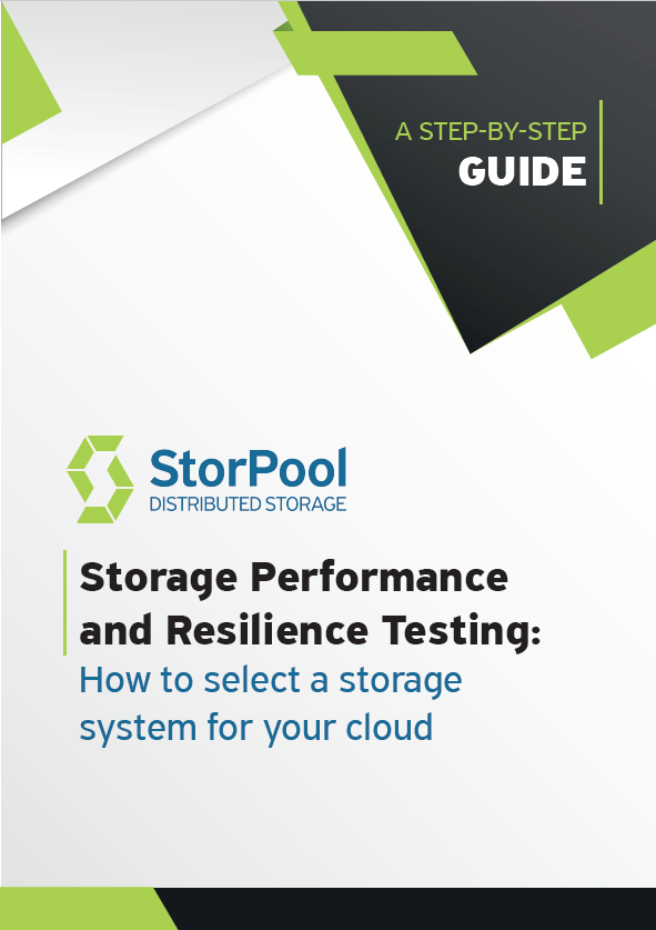 Storage Performance and Resilience Testing: How to select a storage system for your cloud
