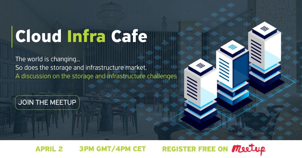 Cloud Infra Cafe 1.10