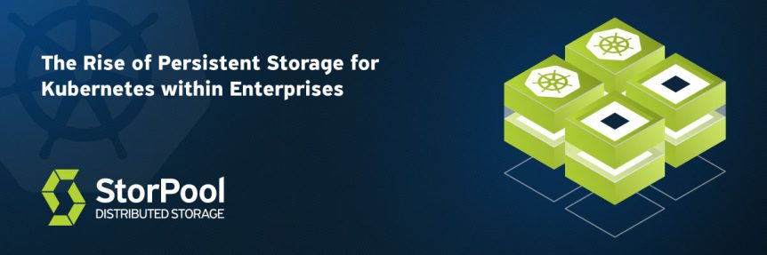 Persistent storage for Kubernetes