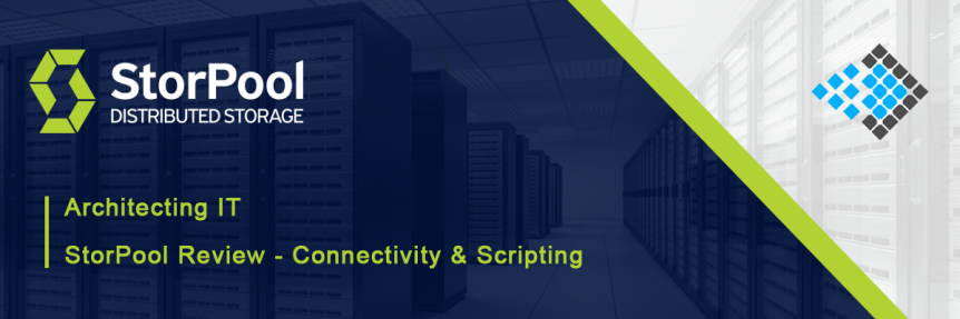 Architecting it Connectivity & Scripting